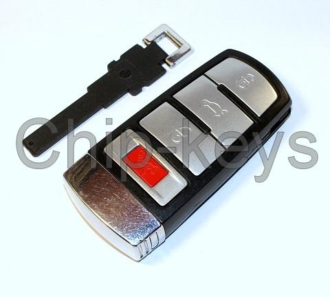 изготовить ключ зажигания volkswagen passat b6